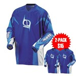 MSR M9 Axxis Men's Jersey - Blue only $9, 2-Pack only $15