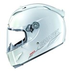 Shark Race-R Pro ECE Helmet - Blank Gloss White