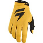 2018 SHIFT WHIT3 LABEL MX AIR GLOVE - YELLOW