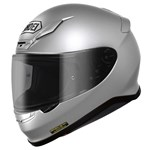 Shoei NXR Light Silver Helmet