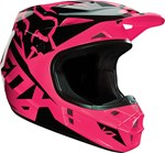 FOX 2016 V1 RACE HELMET - PINK