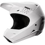 2018 SHIFT WHIT3 MX HELMET - WHITE