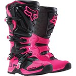 Fox 2018 Womens Comp 5 Boots - Black / Pink