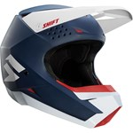 2018 SHIFT WHIT3 MX HELMET - MATTE NAVY