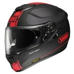 Shoei 2014 GT Air Helmet Wanderer TC-1 Red/Black