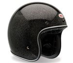 (CLEARANCE SALE) - Bell Custom 500 Helmet - Black Flake