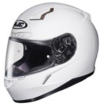(CLEARANCE) HJC CL-17 WHITE