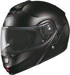 Shoei Neotec Modular Helmet - Solid Gloss Black