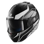 Shark EVO-ONE Krono ECE Helmet - Matt Black/Silver/White