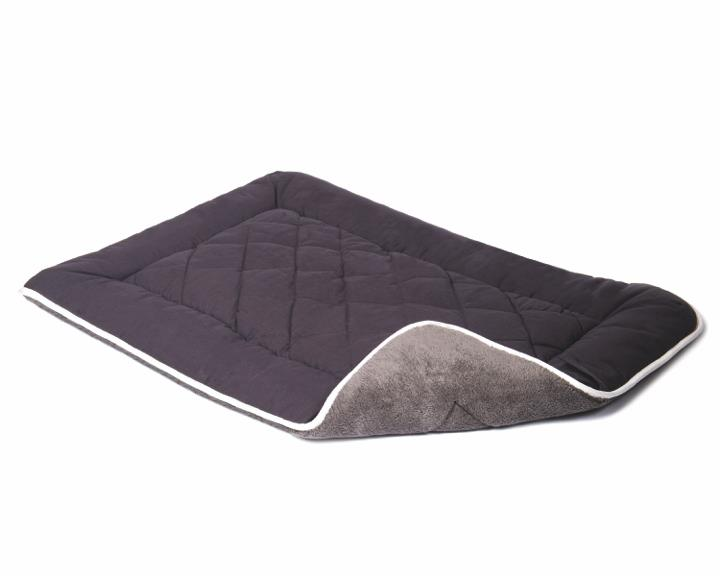 Repelz It Sleeper Cushion Crate Pad With Comfy Fleece