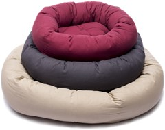 Dog Gone Smart Donut Bed for Dogs