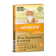 Advocate Flea & Worm Control for Cats and Kittens