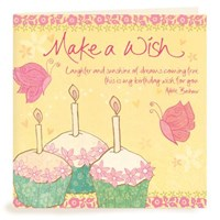 Heartsong Card - Make a wish