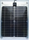 Semi Flexible Solar Panel 10 Watt 12 Volt