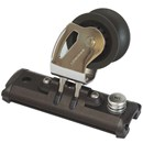Lewmar NTR Traveller Range - SR Genoa Car with Plunger Stop Port Size 1