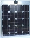 Semi Flexible Solar Panel 50 Watt 12 Volt