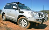 Airflow Snorkel Kit Toyota Land Cruiser 200 Series