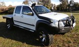 Airflow Snorkel Kit Holden Rodeo RA (without Swage)