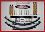 Robust Suspension Kit Toyota Hilux Extra Cab LN/RN/YN 110, LN111 SR5, 1988-1997