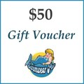 $50 Swimwear Plus Gift Certificate Voucher