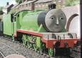 BA58745 Henry The Green Engine # 3 With Moving Eyes