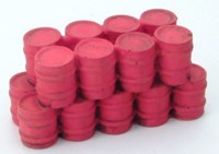 HHFL150 Red Oil Drums