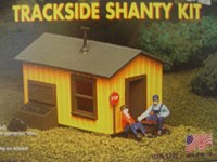 AT702 HO Scale Atlas Trackside Shanty Kit