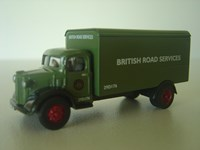 EM76117 Austin K2 British Road Services Green