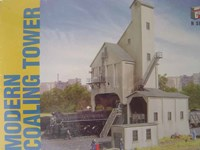 Walthers Cornerstone N/Scale Kit - Modern Coaling Tower