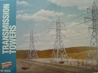 Walthers Cornerstone HO/Scale Kit - Transmission Towers