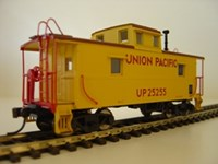 AT954 HO Scale Atlas Trainman Cupola Caboose Union Pacific No25255