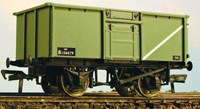 BL37225D 16 Ton Mineral Wagon With Top Flap Doors