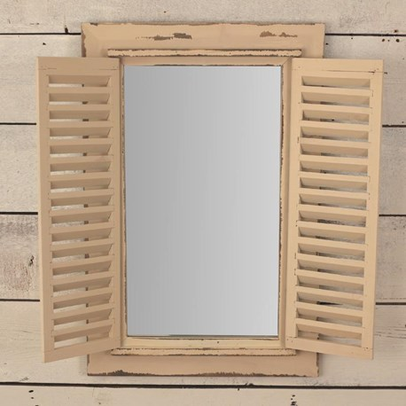 Plantation Mirror Small