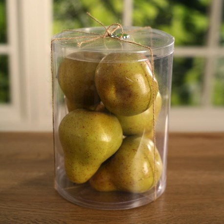 Pears Vase / Glass Jar Filler