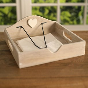 Napkin Holder - 'Beachmere'