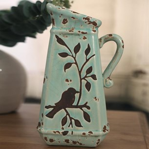 'Shadow Bird' Jug
