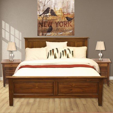 'Portland' King Size Bed