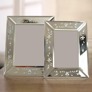 Venetian Photo Frames - Two Sizes