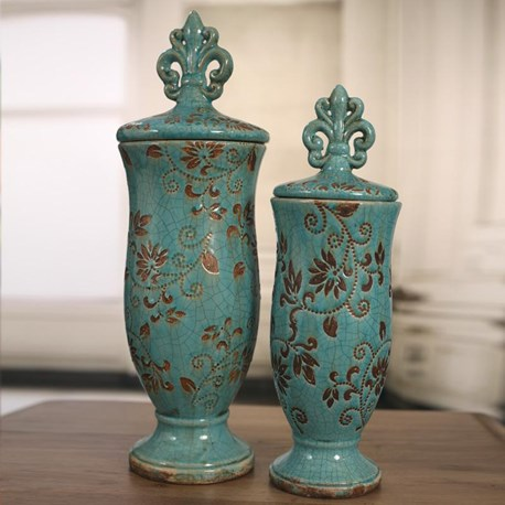 'Growing Garden' Canister (Tall) - Two Sizes