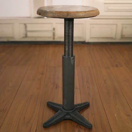 'Peddlers' Industrial Stool