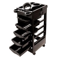 """""""an excellent option - Sheridan"""" trolley.  Five 5 trays plus top, very functional unit excellent wholesale trolley"""