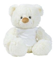 Plush Sitting Teddy Bear