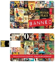 Banned USB drive
