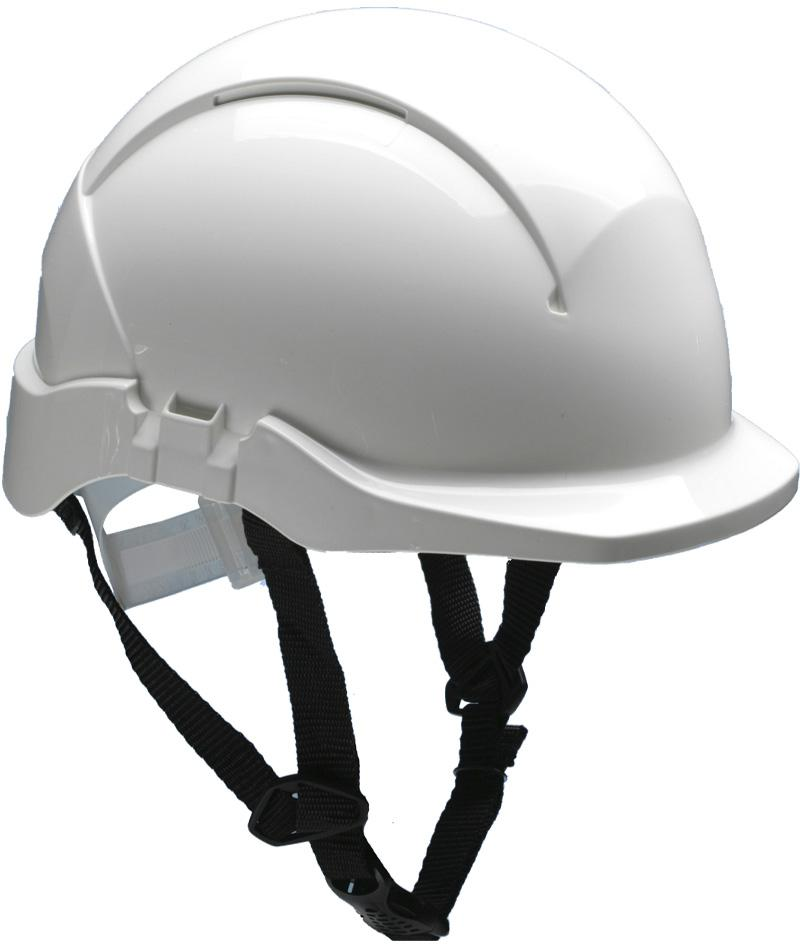 Centurion Concept Linesman White Safety Helmet Reduced