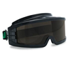 Uvex - Ultravision Welding Goggles - Indirect Ventilation Safety Spectacles - Shade 5  - EN166.1.F.3 EN169 EN170 - [TU-9301-145]