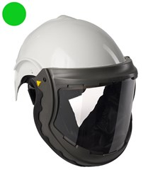 Scott - FH6 Procap Helmet And Visor Headtop - Conforms to EN12941 TH2, EN1835 LDH2, EN397, EN352-3, EN166 1B9 and AS/NZS1716-P1 - [TY-2023068]