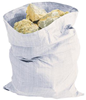 Re-Usable Heavy Duty Rubble Sacks - Pack of 5 - 90cms H x 60cms W - [SI-633761]