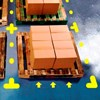 Pallet Markers - Yellow - Ideal for Separating Distinct Areas in Warehouse - [HE-0001]