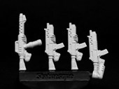 SMA011 Resistance Fighters- Weapons 3
