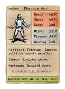 PAC Pulp Alley Character Cards